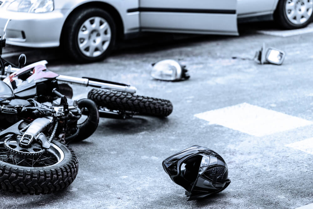 Increases in Motorcycle Hit & Run Collisions